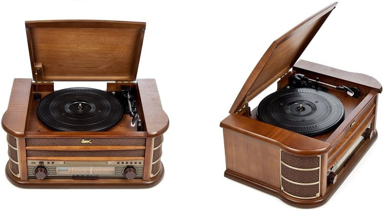 Tocadiscos Dual NR 4 Nostalgie