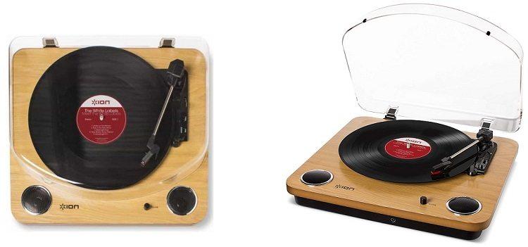 Tocadiscos ION Audio Max LP
