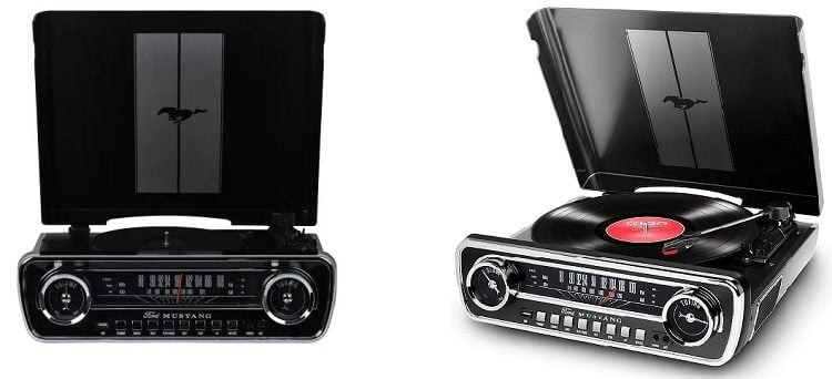Tocadiscos ION Audio Mustang LP