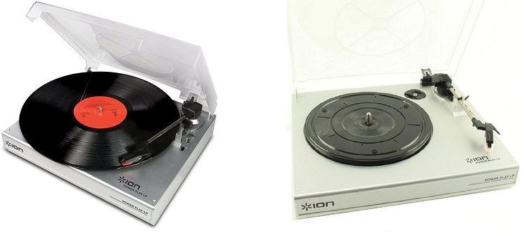 Tocadiscos ION Audio Power Play LP