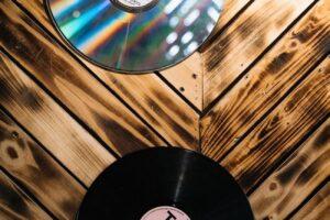 ¿Qué es un disco de acetato?
