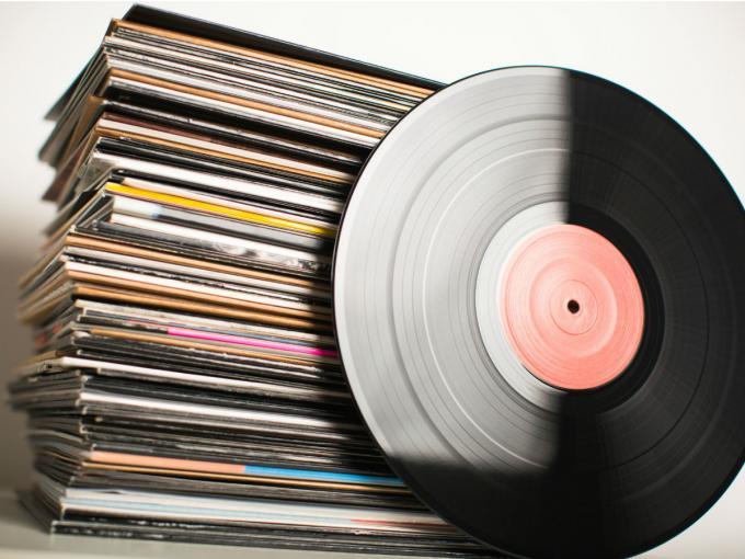 guardar los discos de vinilo