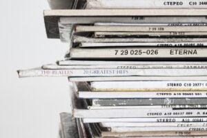 ¿Cómo guardar tu colección de vinilos?